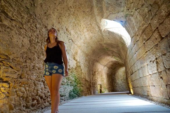 Roman Theatre, Cadiz