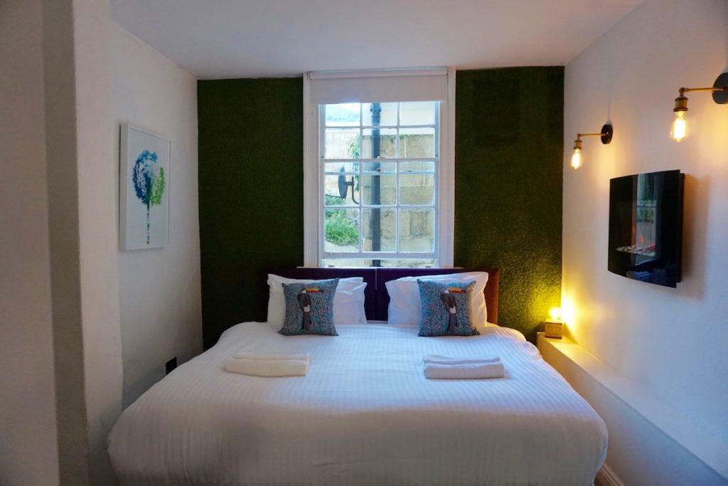 Mr Darcy's Abode, Bath