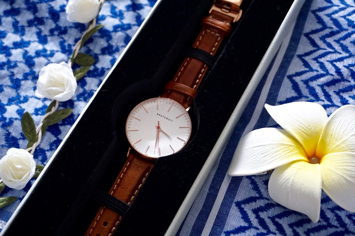 Stylish Brathwait Classic Slim Watch