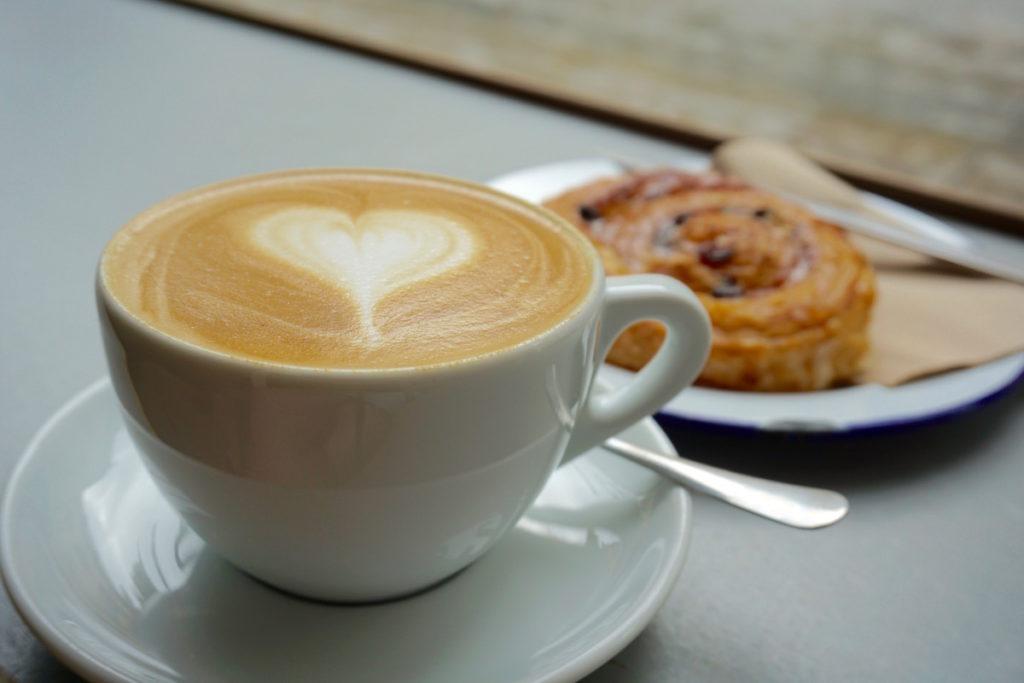 Breakfast at Society Café, Bath