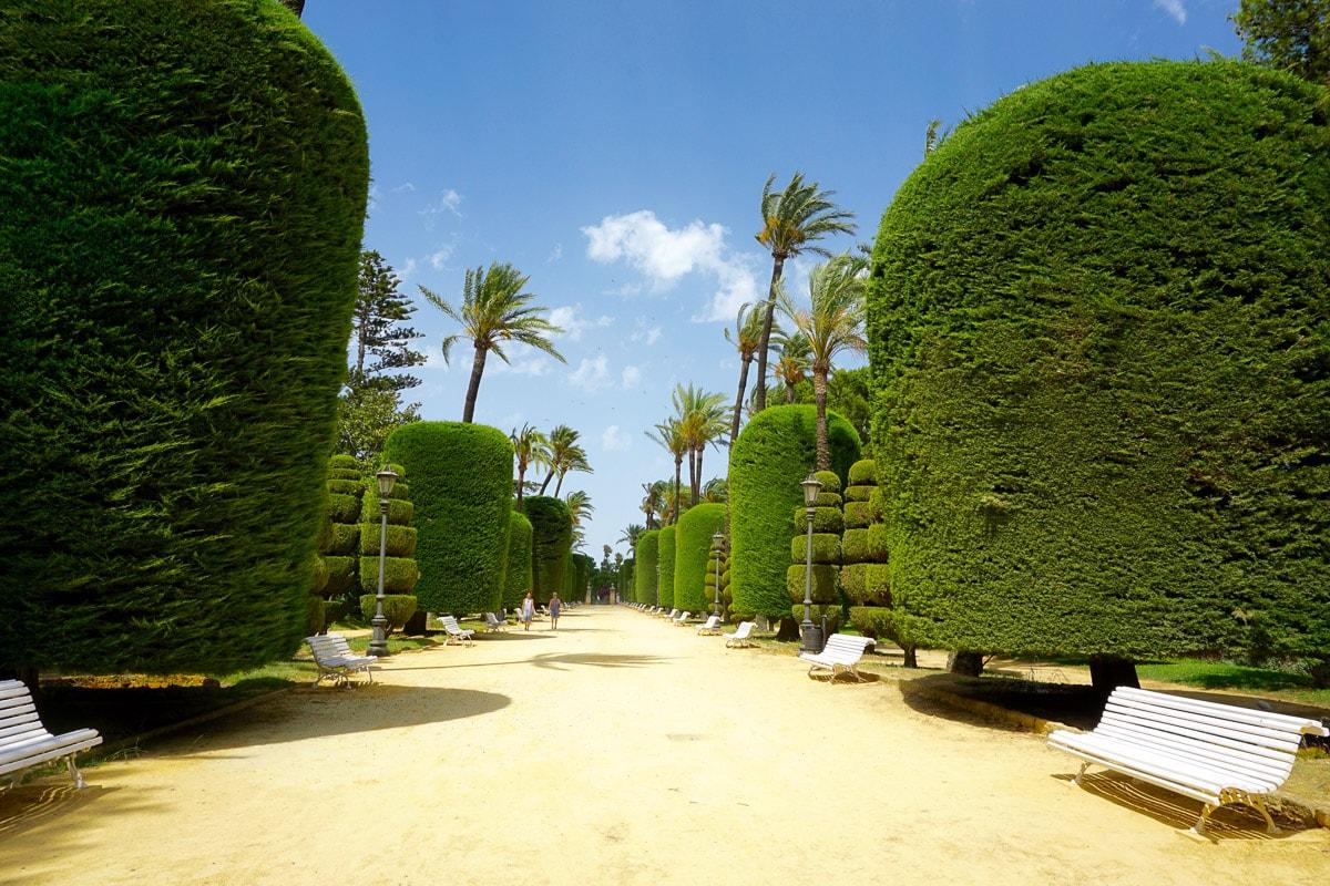 Parque Genovés, Cadiz