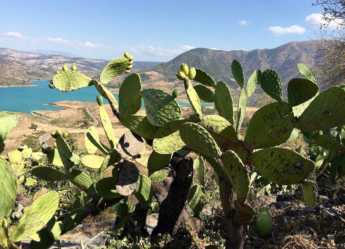 Zahara de la Sierra, Spain