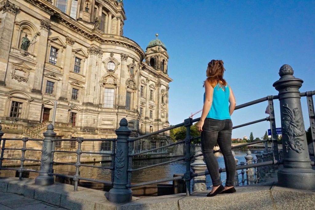 Exploring Museum Island, Berlin