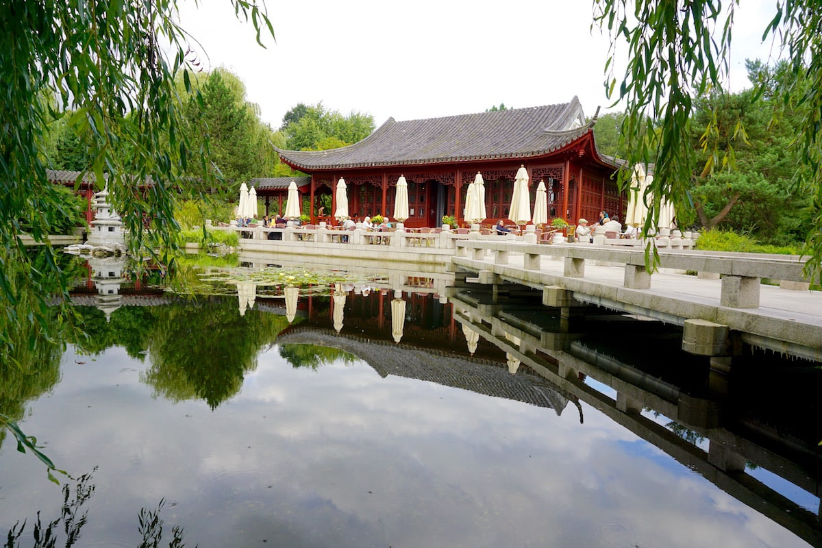 The Chinese Garden at IGA Berlin 2017