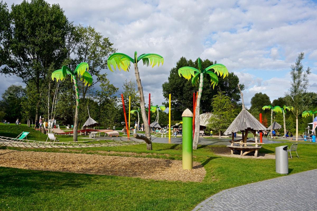 Kids area at IGA Berlin 2017