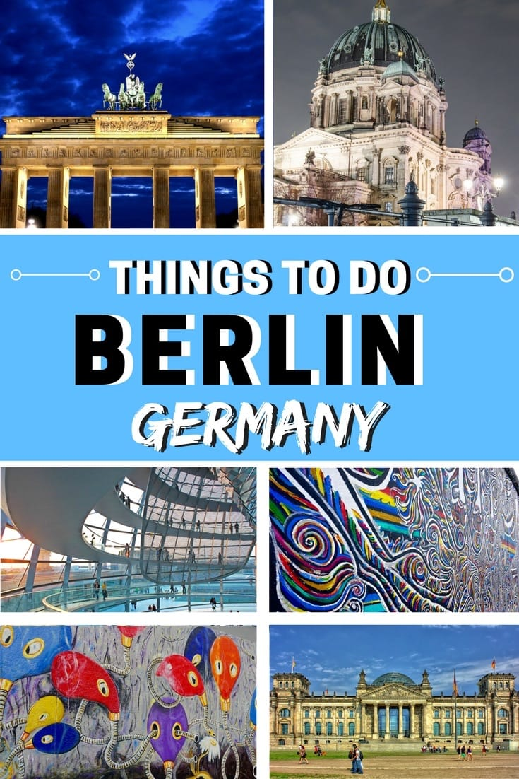 Berlin: Things To Do