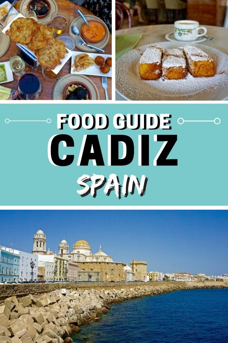 Best Restaurants in Cadiz, Spain