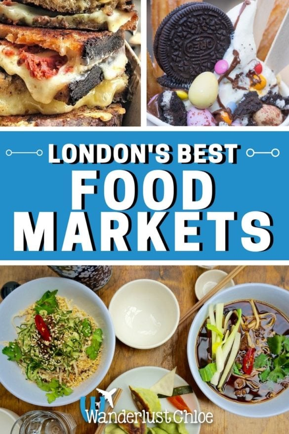 London's Best Food Markets