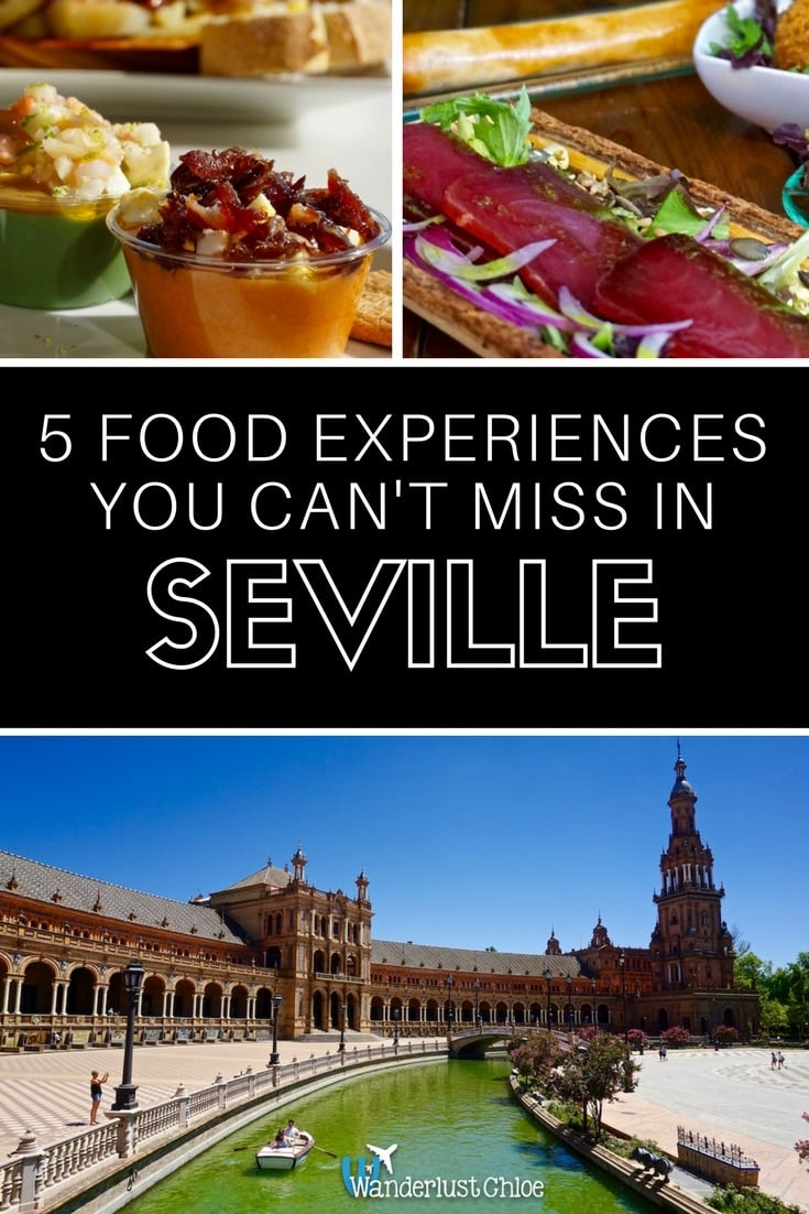 5 Food Experiences You Can't Miss In Seville, Spain