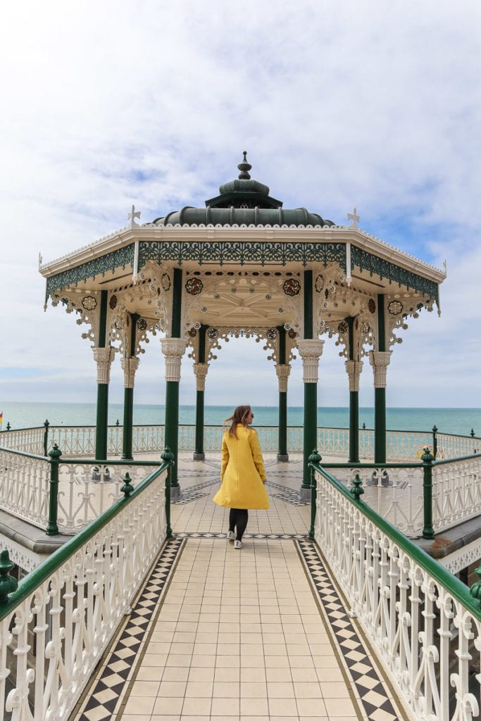 Visiting Brighton in 2019