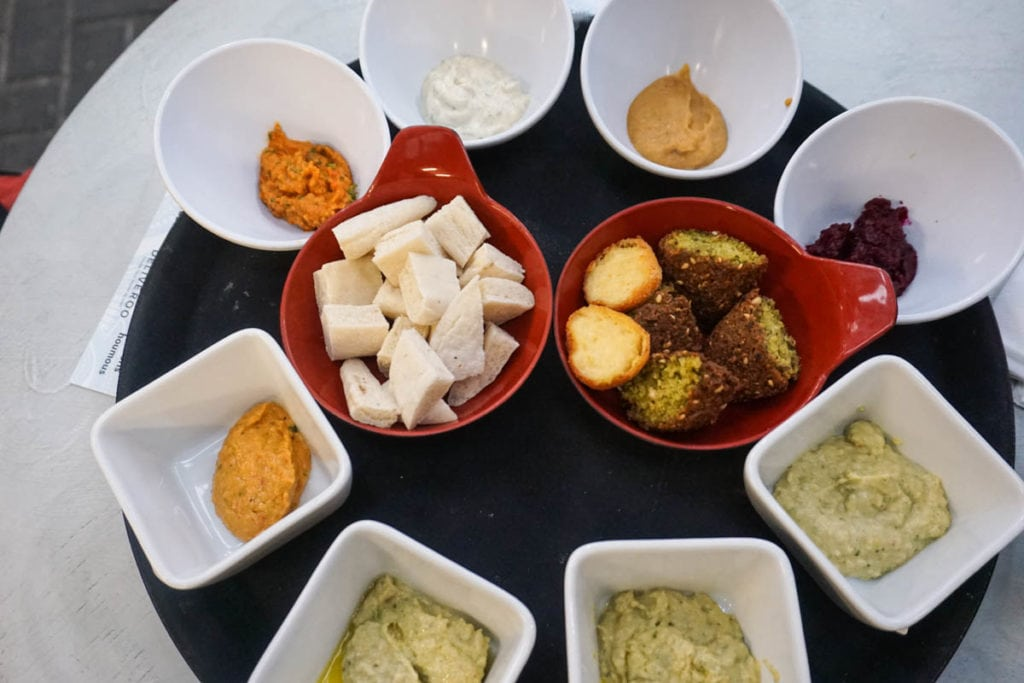 Smorls Houmous, Brighton Food Tour