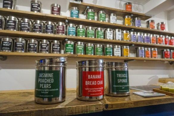 Bluebird Tea Company, Brighton