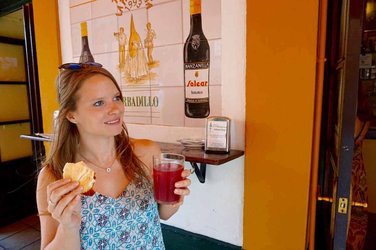 Devour Seville Food Tour