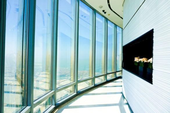Burj Khalifa - At The Top Sky