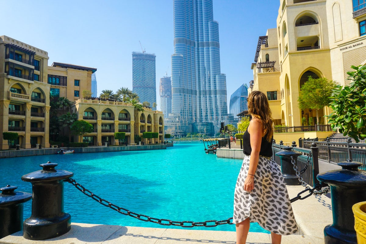 Exploring Dubai