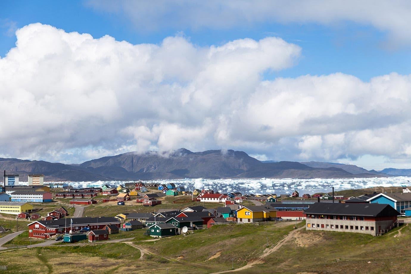 Nuuk, Greenland (Photo: Macca Sherifi)