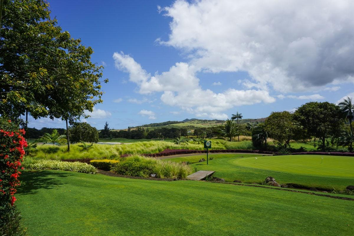 Heritage Golf Course, Mauritius