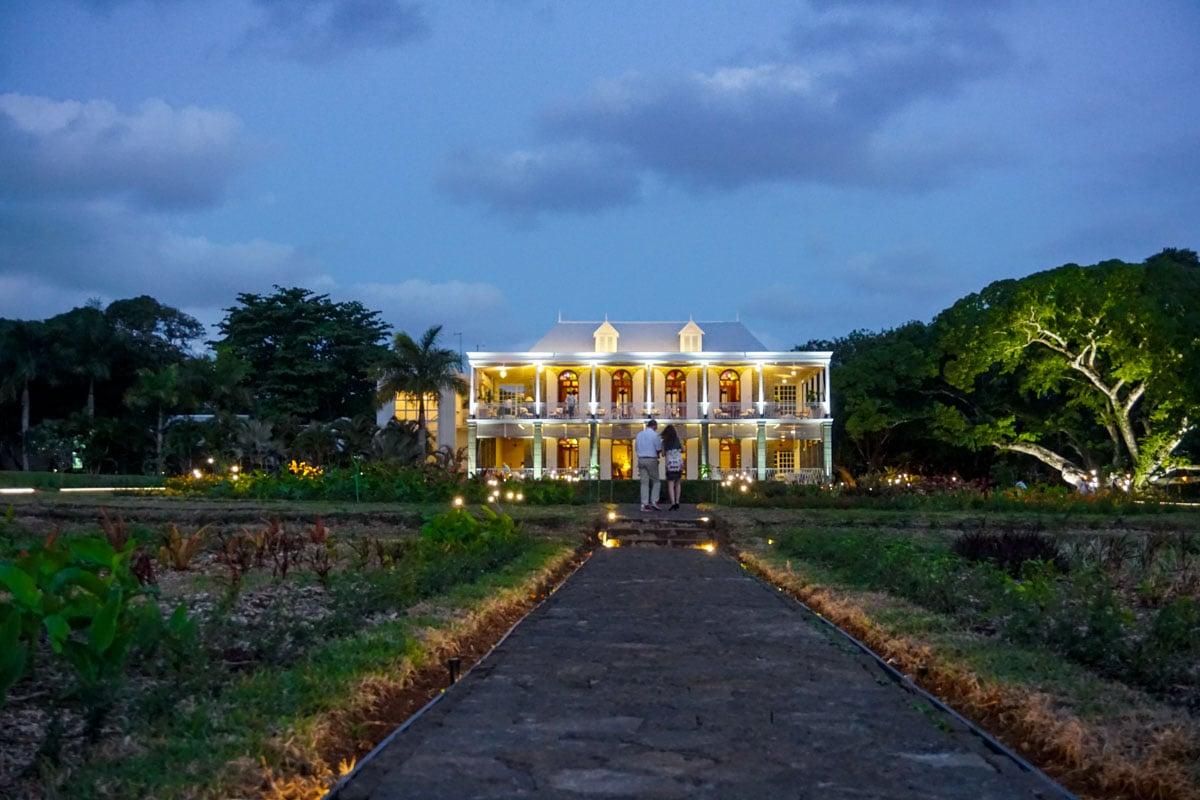 Le Chateau at Heritage Le Telfair, Mauritius