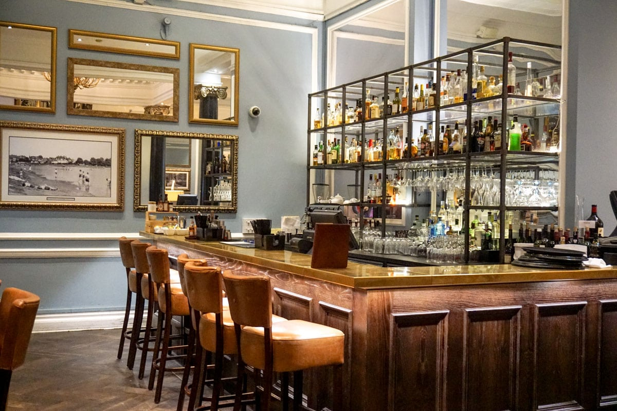 Bar at Hotel Du Vin Wimbledon