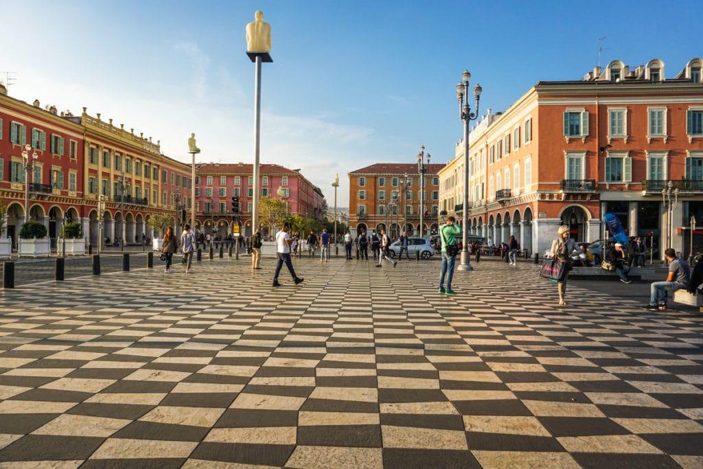 Piazza Massena, Nice