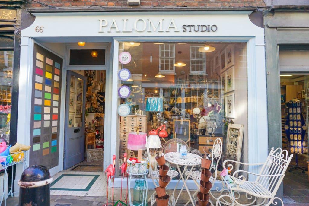 Paloma Studio, Rochester