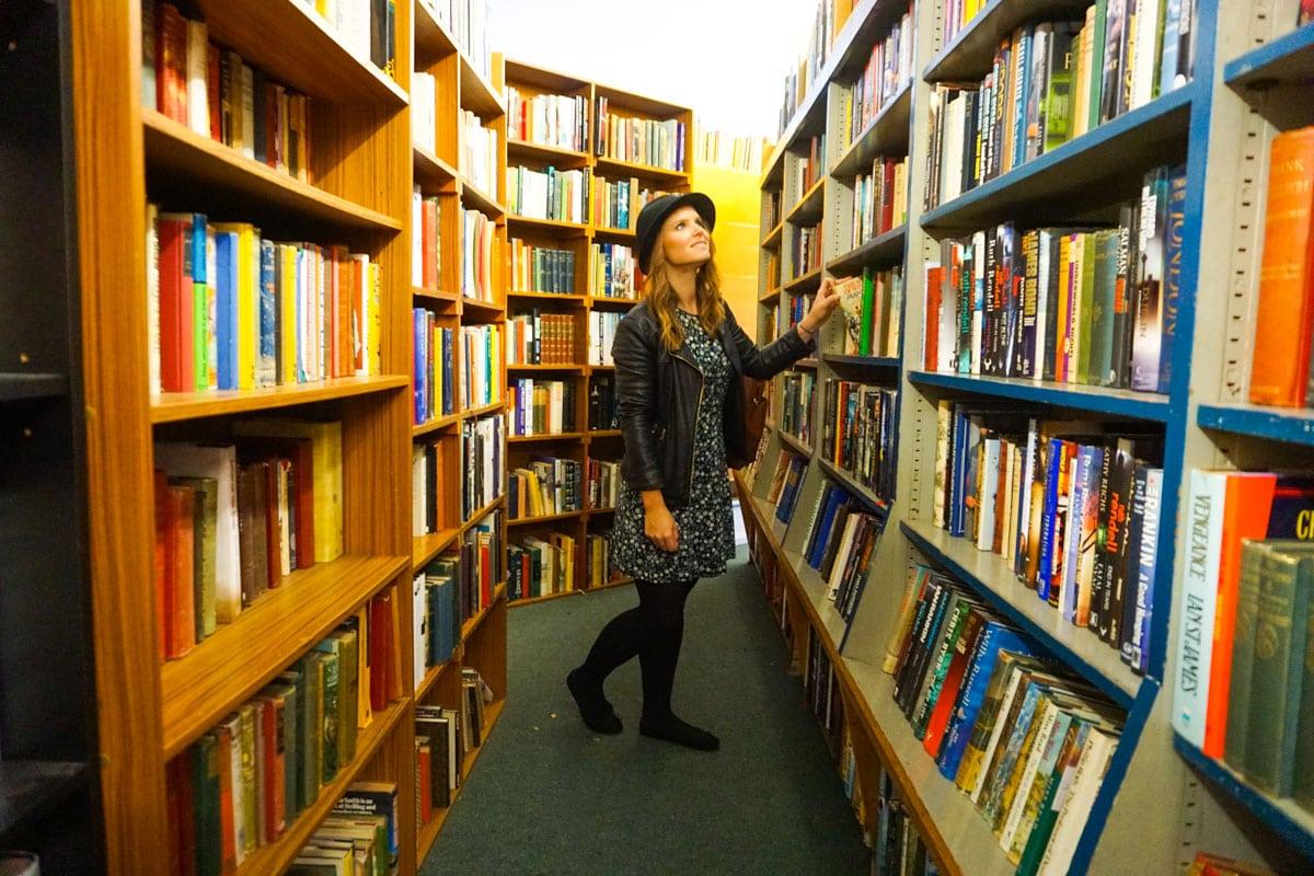 Baggins Book Bazaar, Rochester