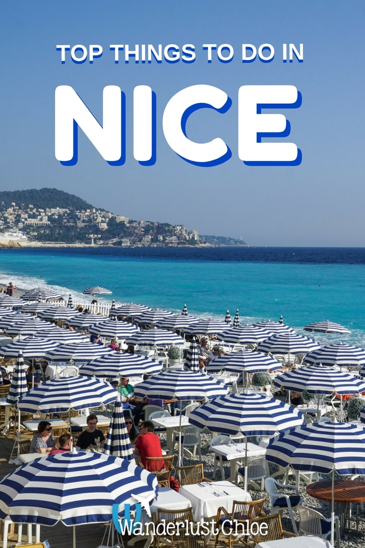 Top things to do in Nice, France