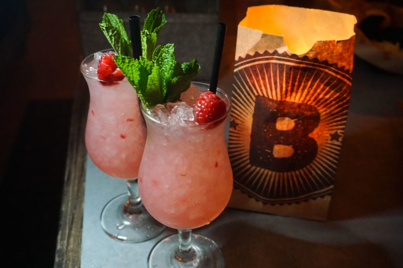 Cocktails at Bodega, Miami