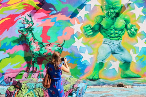 Photographing the Wynwood Walls, Miami