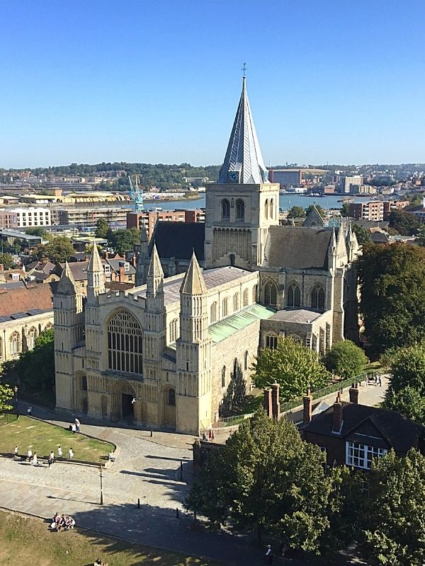 Find out the top things to do in Rochester, Kent