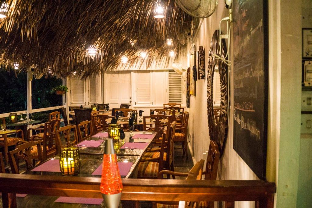 Juma's Restaurant, Speightstown, Barbados