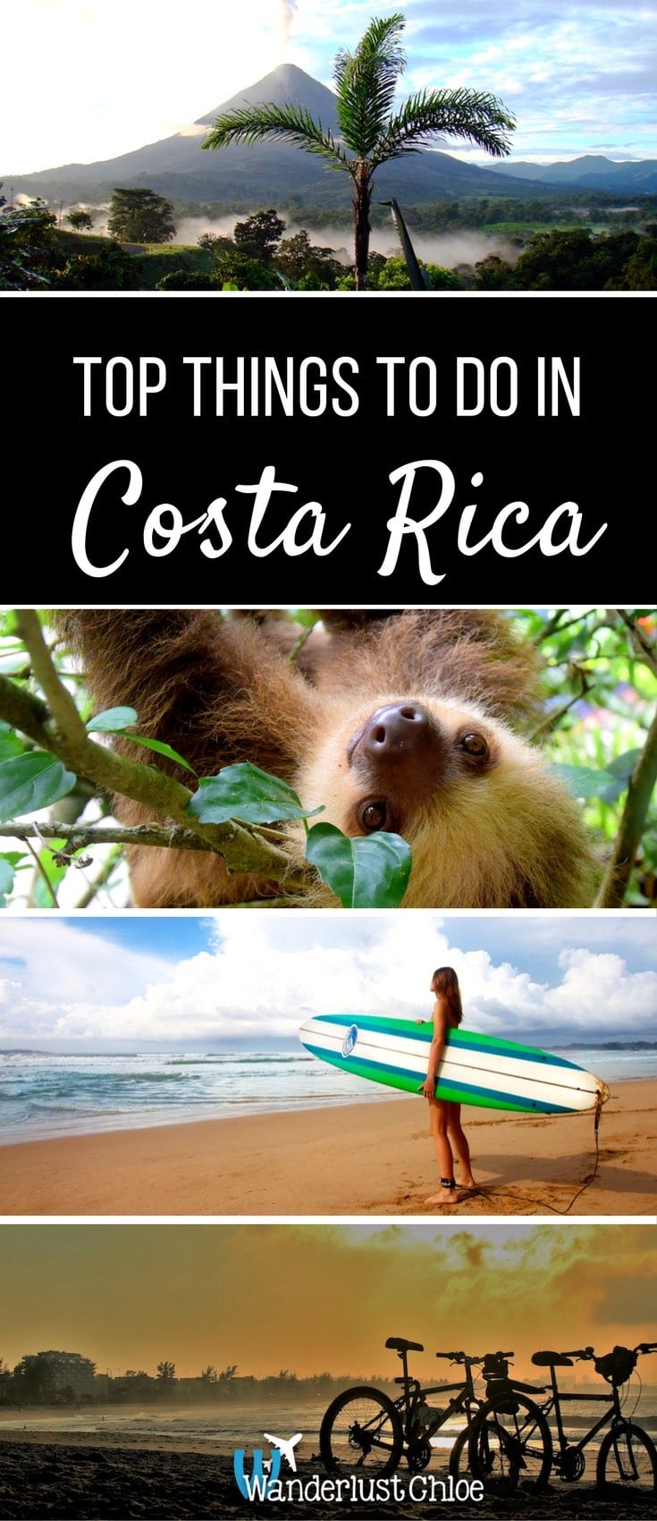 Costa Rica Top Things To Do