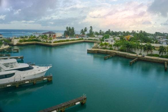 Port Ferdinand view