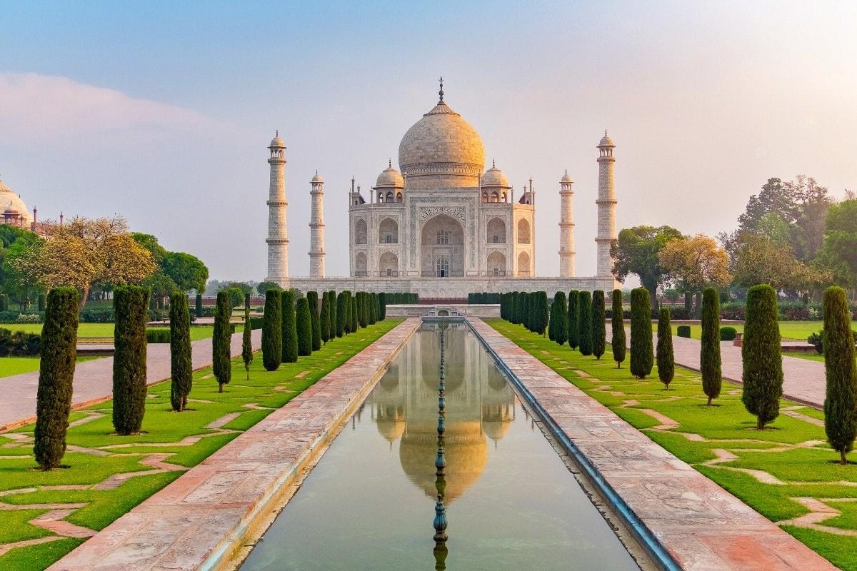 Taj Majal, India