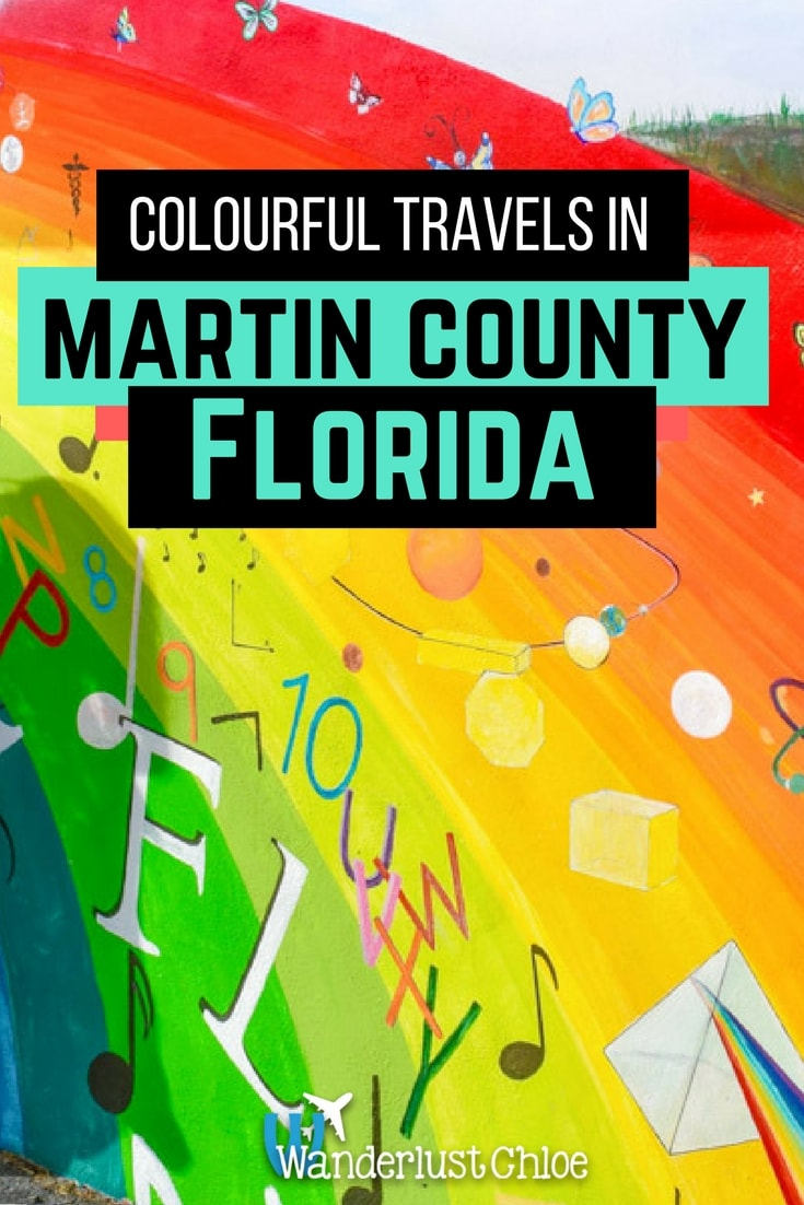 Colourful Travels In Martin County