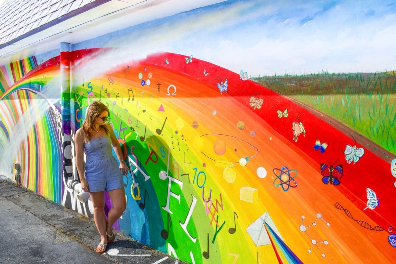 Exploring Hobe Sound's colourful murals