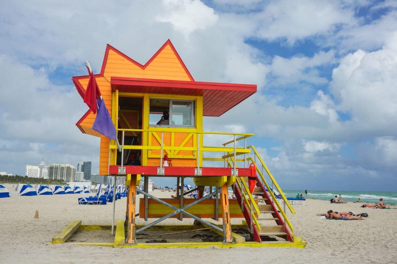 Miami Beach Liuard Tower