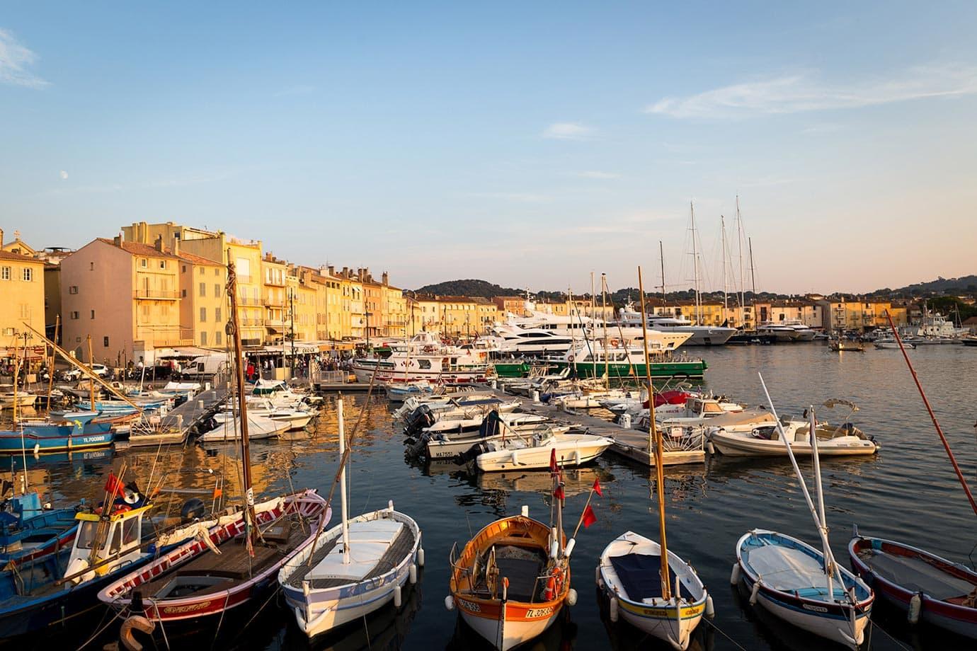 St Tropez Port (An Adventurous World)