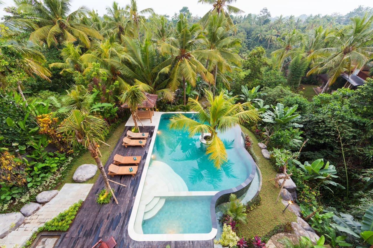 Alamdini Resort Ubud Bali