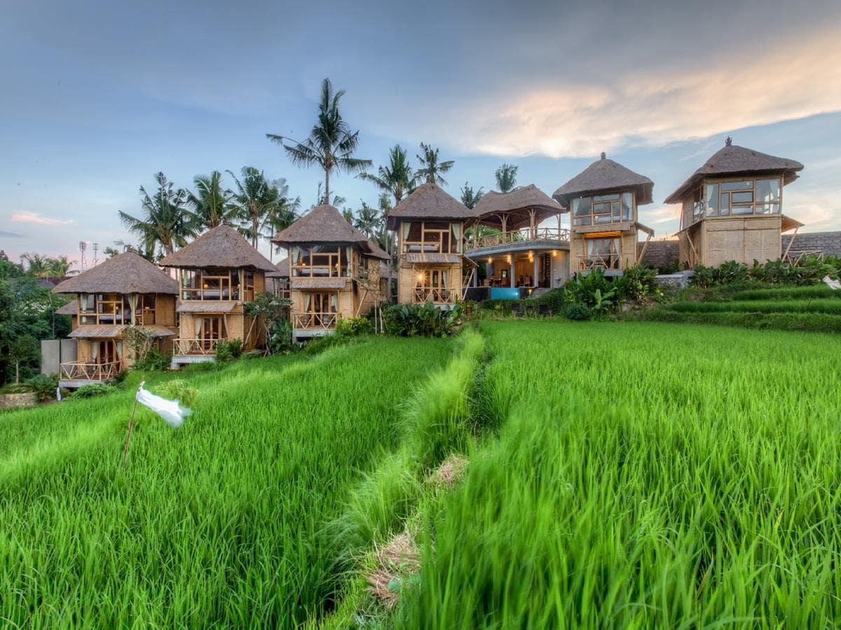 Biyukukung Suite & Spa, Ubud, Bali
