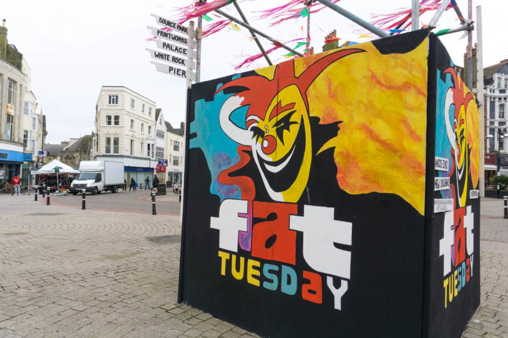 Fat Tuesday, Hastings