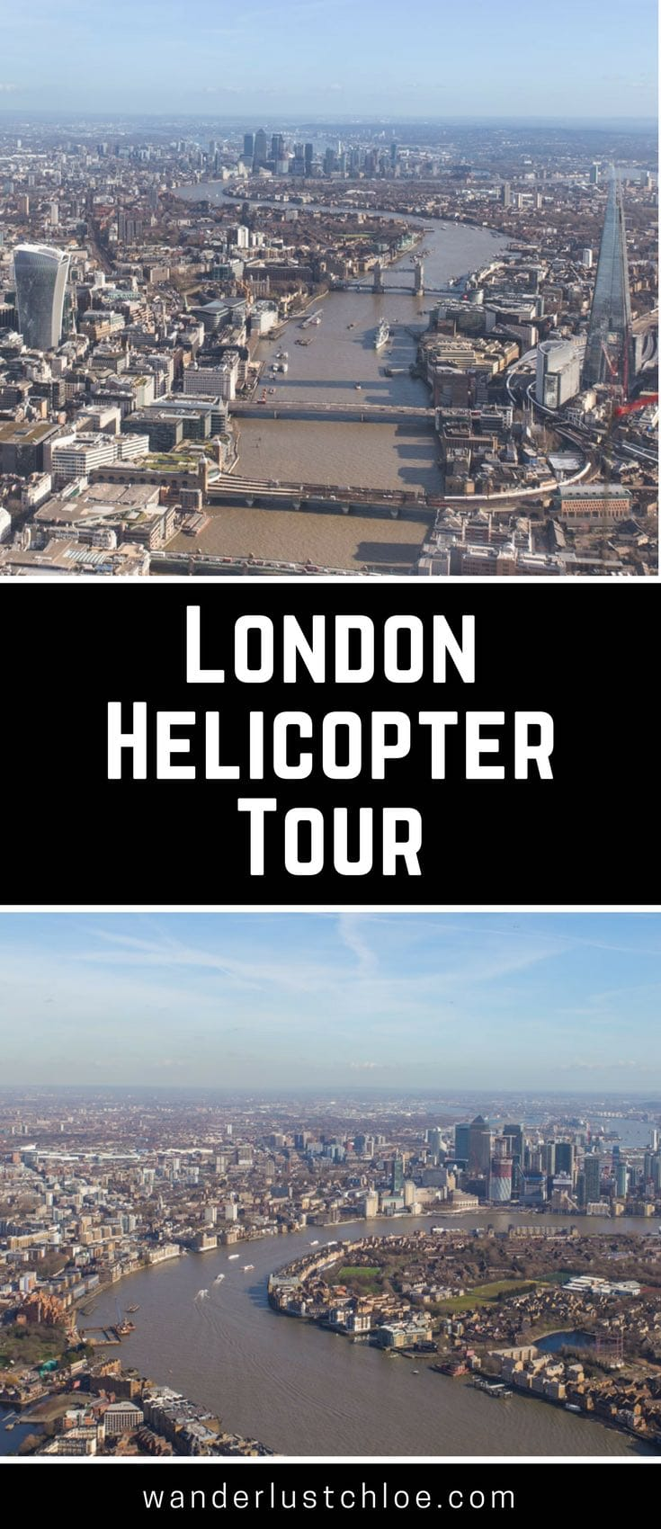 Helicopter Tour Of London