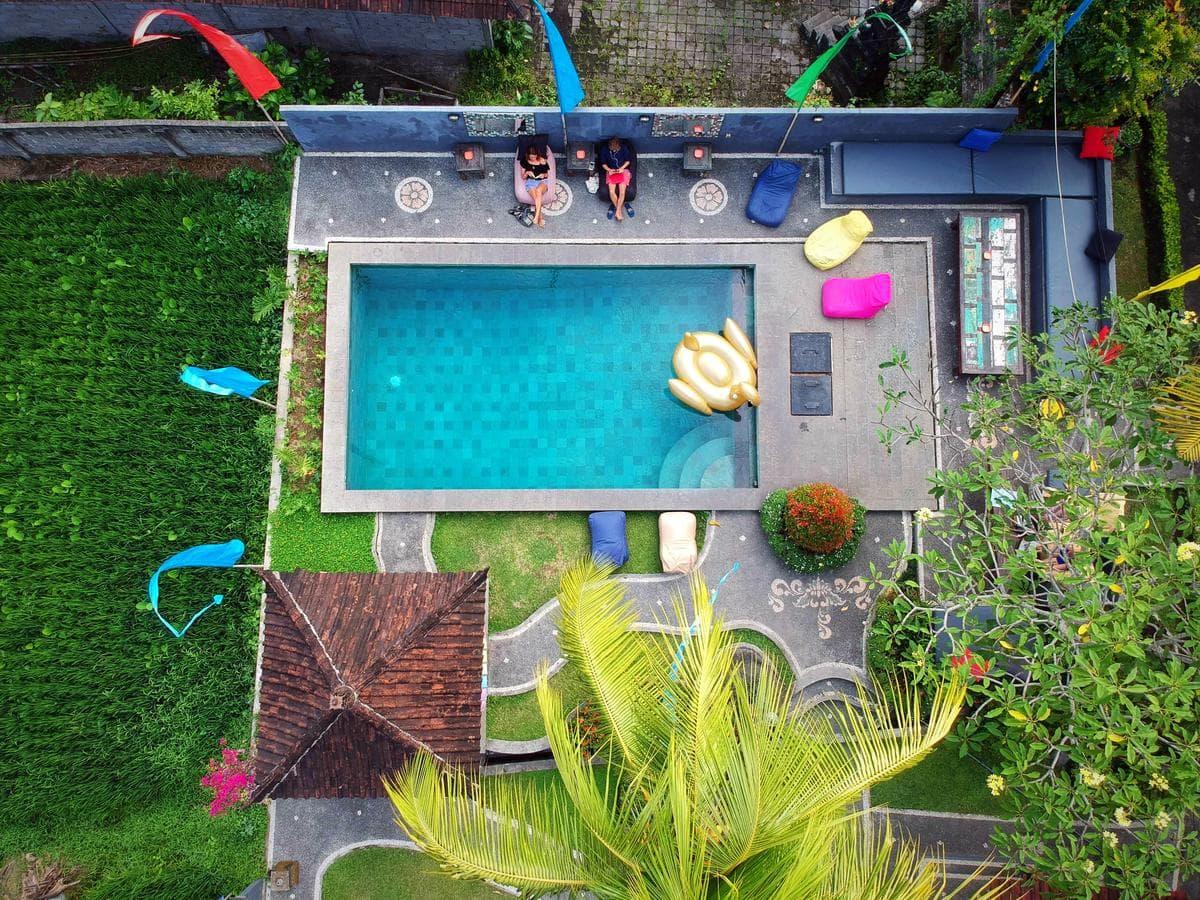 In Da Lodge, Ubud, Bali