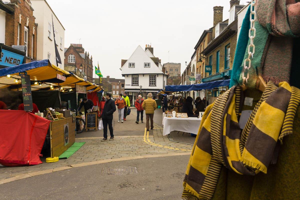 St Albans Market
