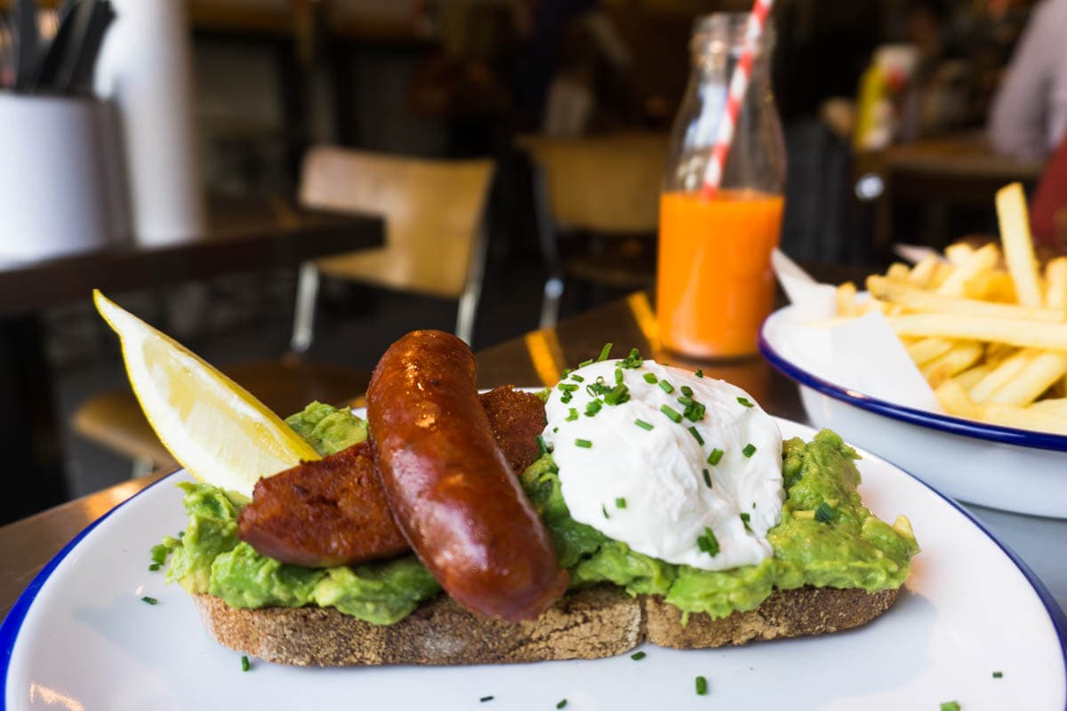 Brunch at Hatch, St Albans
