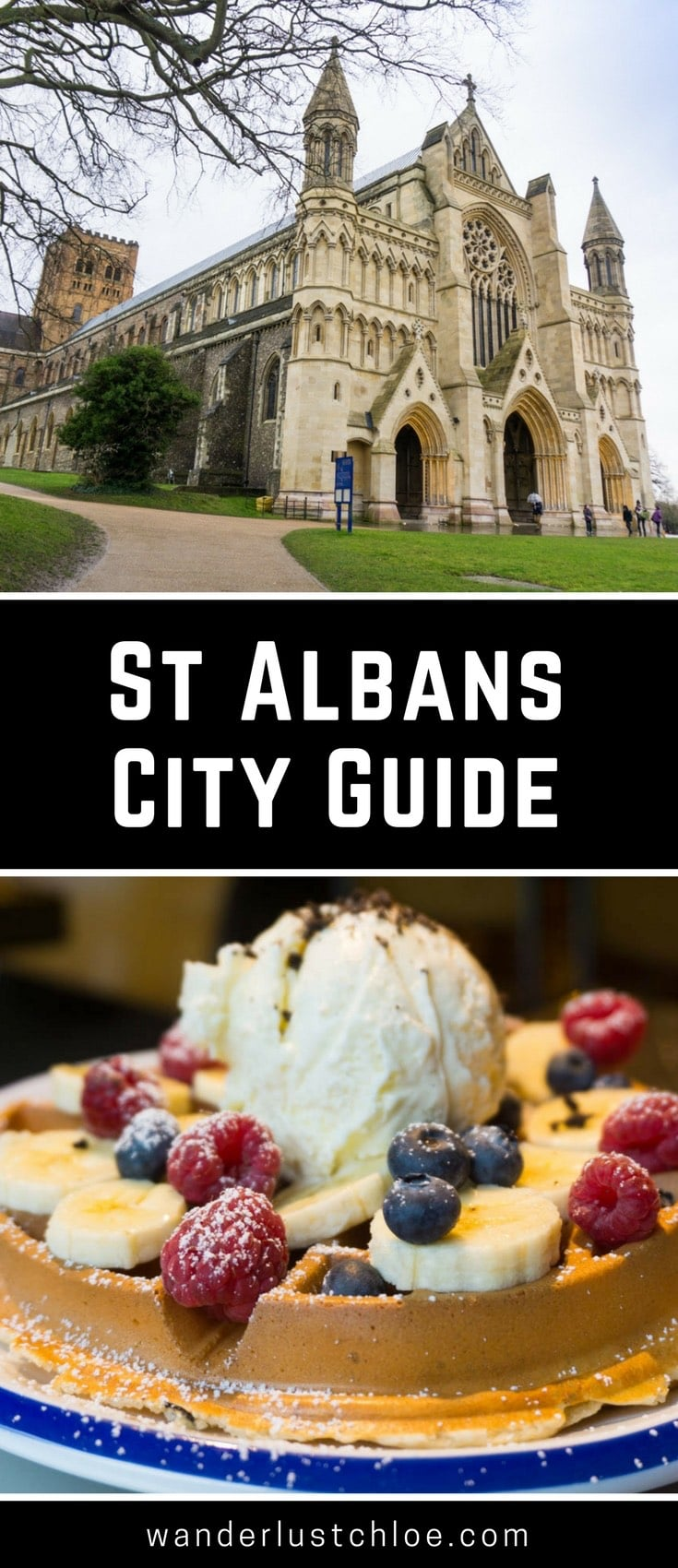 St Albans City Guide, England