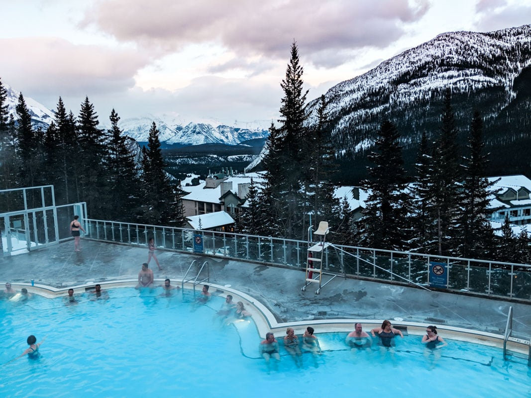 The Banff Upper Hot Springs