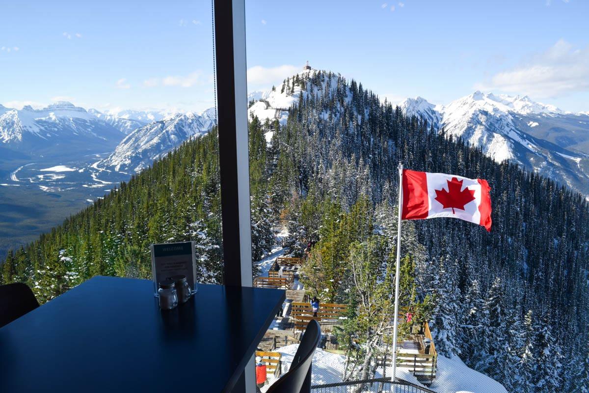 Northern Lights Cafe, Banff