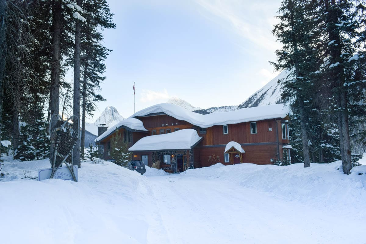 Mount Engadine Lodge, Alberta