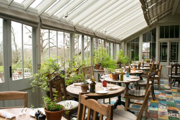 The Restaurant at The Pig, New Forest